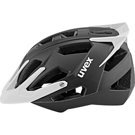 UVEX Quatro Pro LTD Casco, black/white